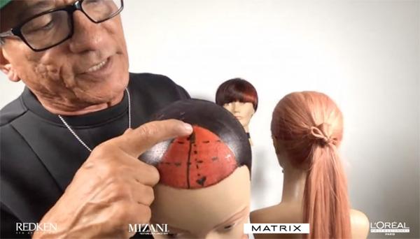 L'Oreal PPD Post BTC Show Article Redken MIZANI Matrix L'Oreal Professionnel Cutting Styling Haircolor Blonding Saturation Sam Villa @samvillahair