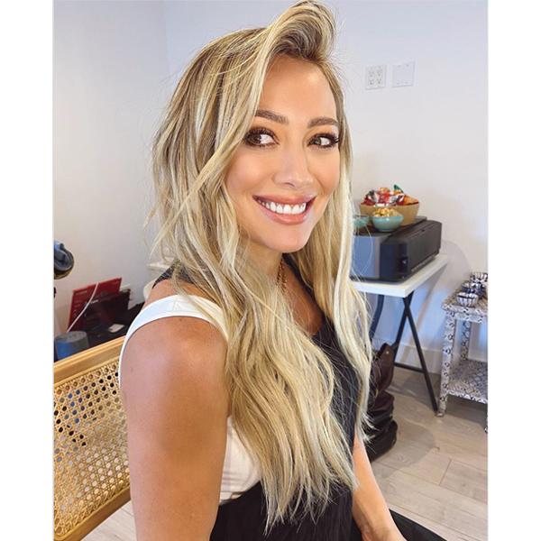 Hilary Duff Vanilla Blonde Highlights How To Formulas Nikki Lee 901 Salon Celebrity Color
