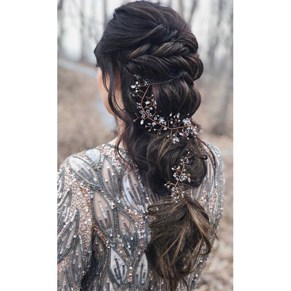 Bridal Stylists What To Expect While Working During A Pandemic COVID-19 Coronavirus Brides Styling Wedding Hair
