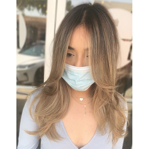 TRUSS Professional The Perfect Balayage Kit Sun Kissed Highlights Brunette Hair Sarah Ritchey @sarahdidmyhair