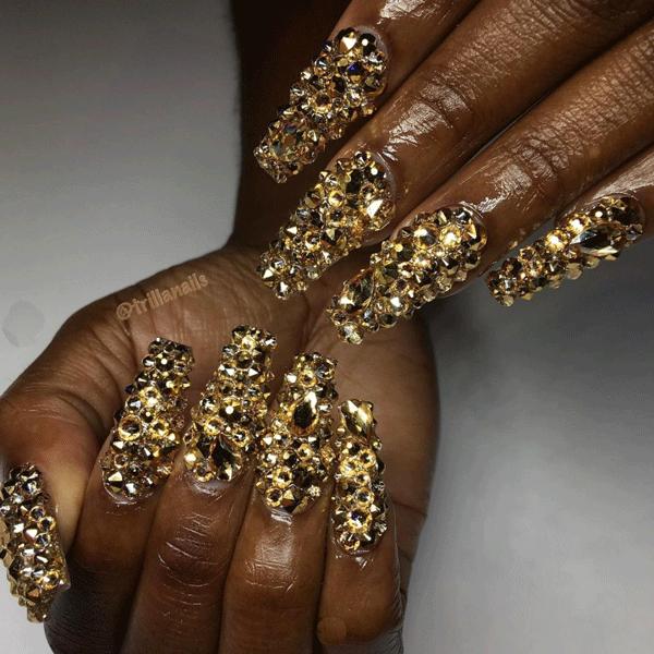 gold-nail-art-trillanails