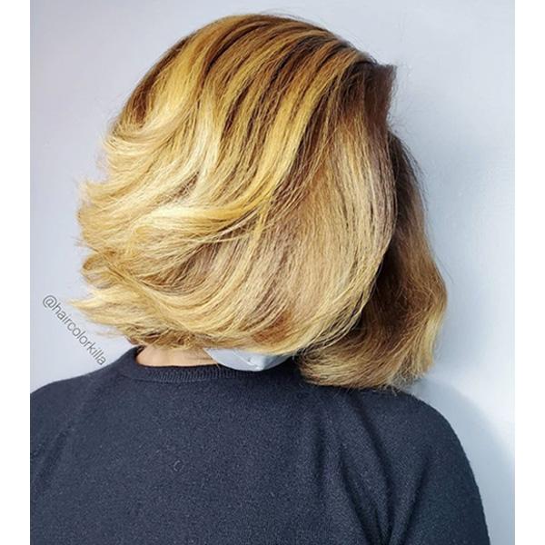 tips for formulating every type of blonde hair color for spring summer 2021 cool ash golden blonde money piece bronde