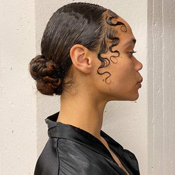 pyer moss hair jawara dyson haute couture fashion week 2021