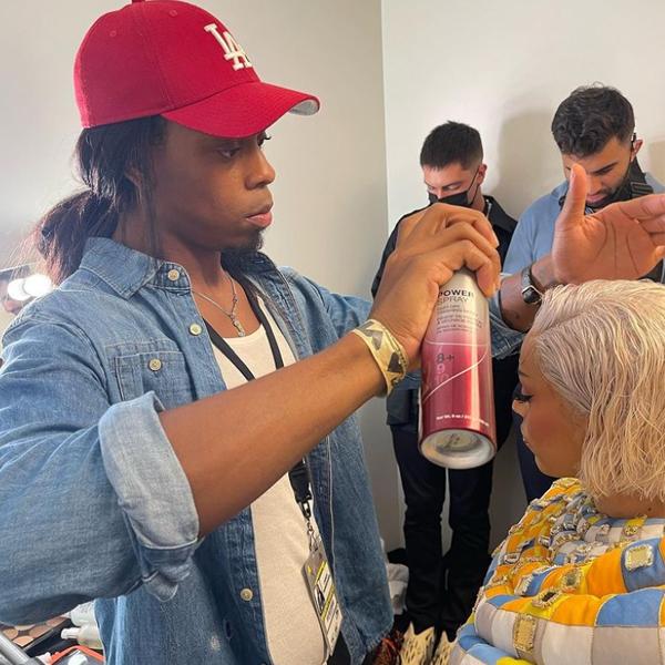 2021 MTV Video Music Awards VMAs best celebrity hair beauty looks doja cat