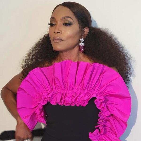 2021 emmy awards emmys red carpet celebrity hair angela bassett