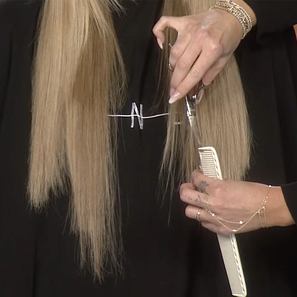 hair extensions mistakes + how to fix them line one hair extensions cutting