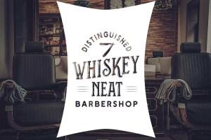 Whiskey Neat Barbershop