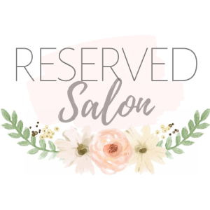 Reserved Salon