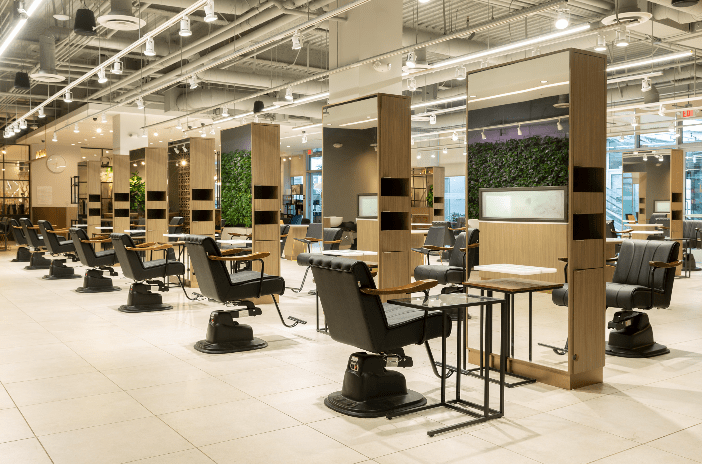 Etude Salon Hair Stylist, Assistant, Receptionist, and Chair Rental