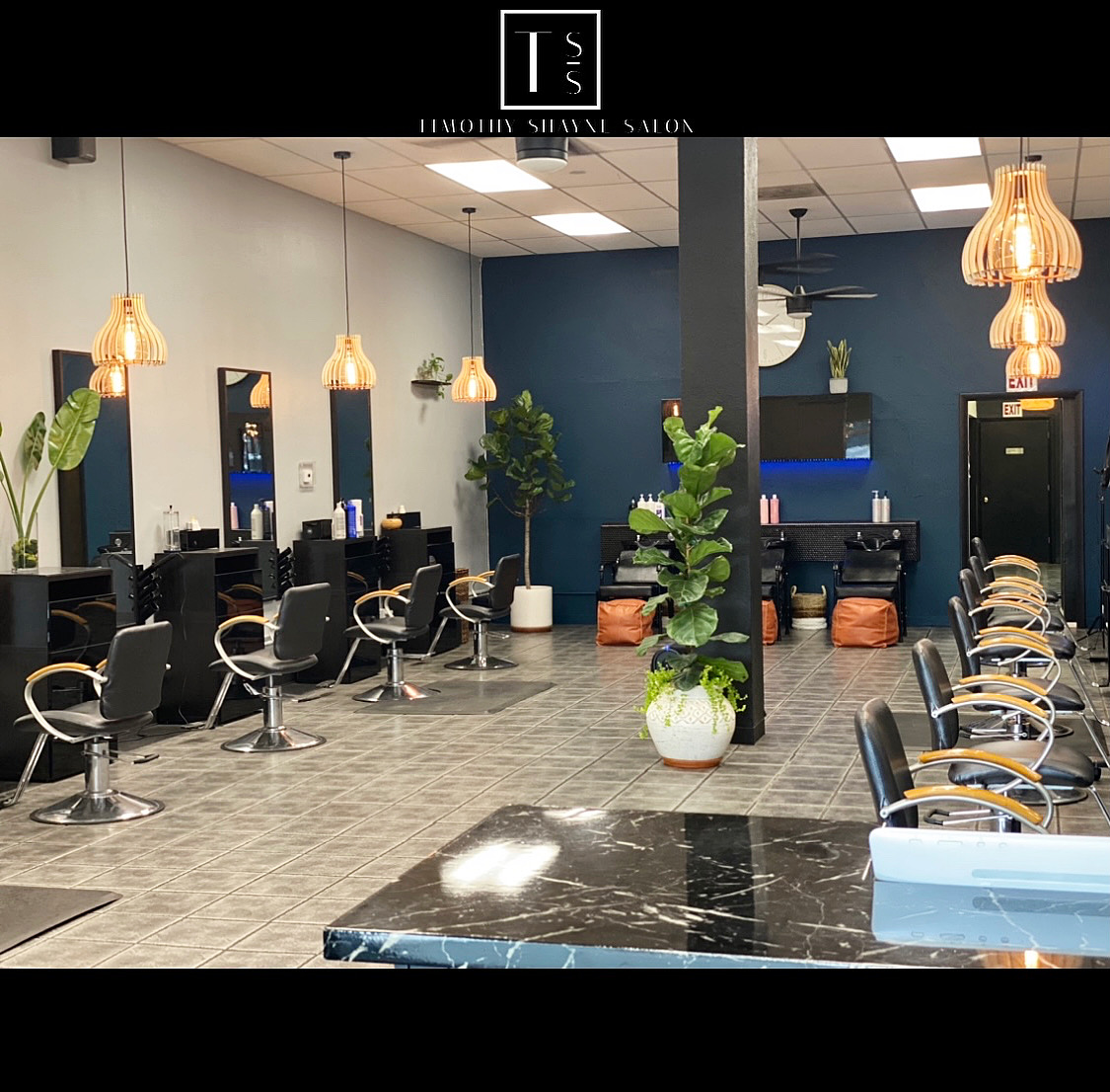 Salon Booth Rental Opportunity