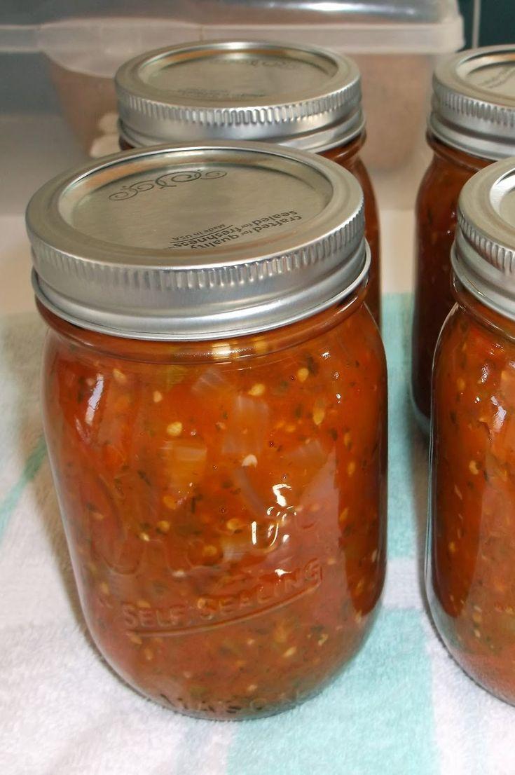 Hirst zesty salsa