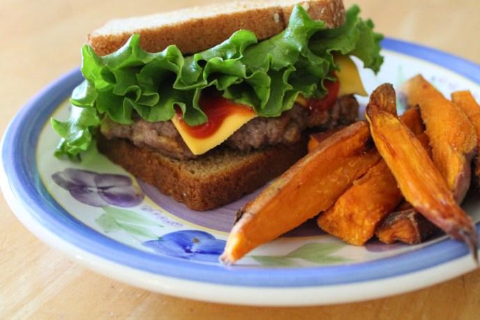 crunchy onion cheeseburgers