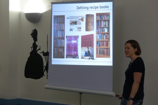 Annie introduces her cookbook collection