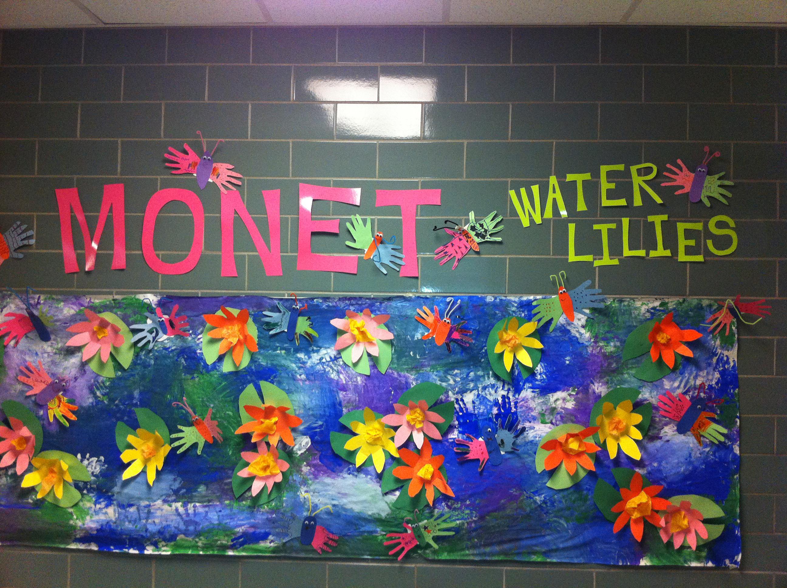 2nd Grade Art Projects
