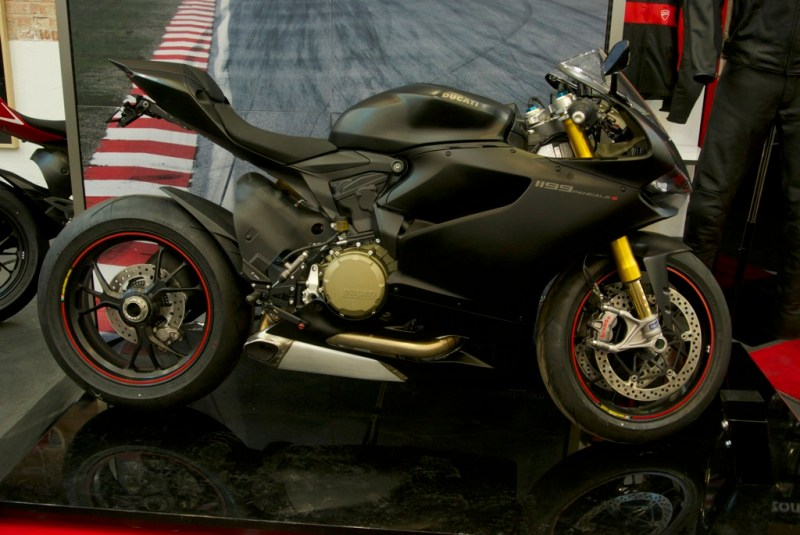 Ducati 1199 Panigale Works - 02