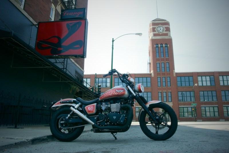 Motoworks Chicago Calle Maton -  550