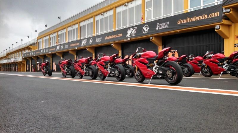 Ducati in Valencia 2015 - 19