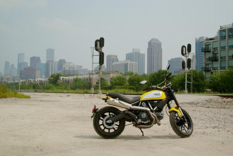 Scrambler Ducati -  16