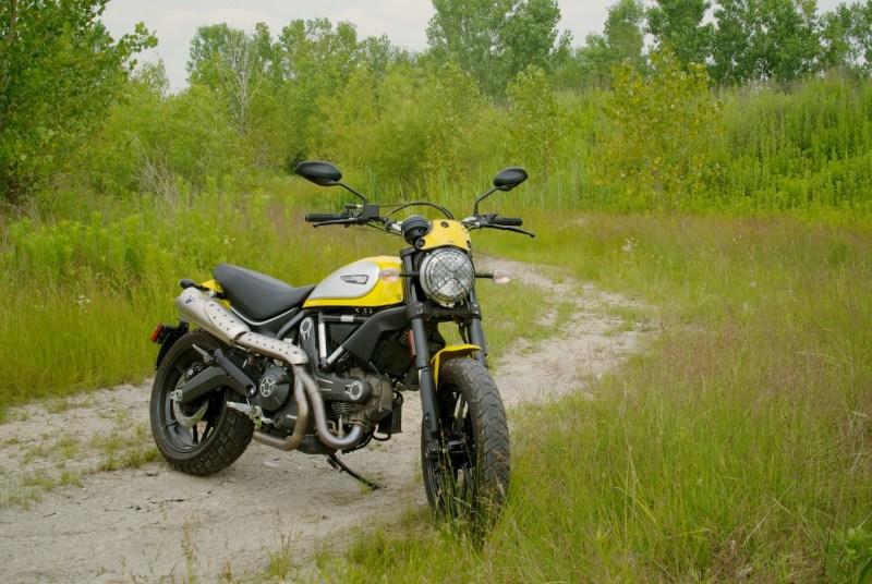 Scrambler Ducati -  21