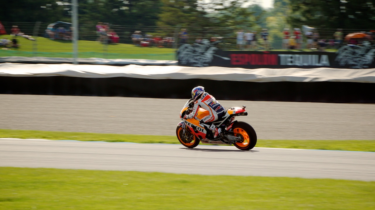 Fast Times w... Ducati Indianapolis
