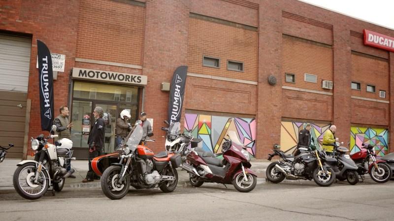 Motoworks New Bike Unveil 13