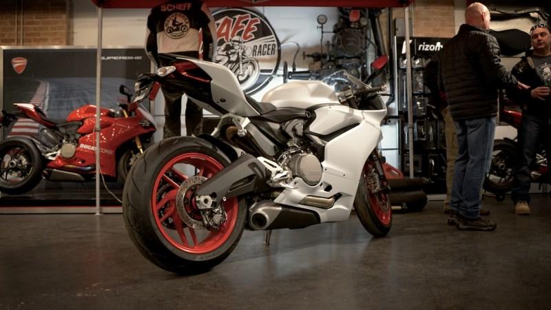 Motoworks New Bike Unveil 26