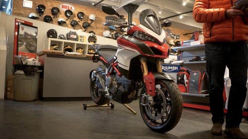 Motoworks New Bike Unveil 4