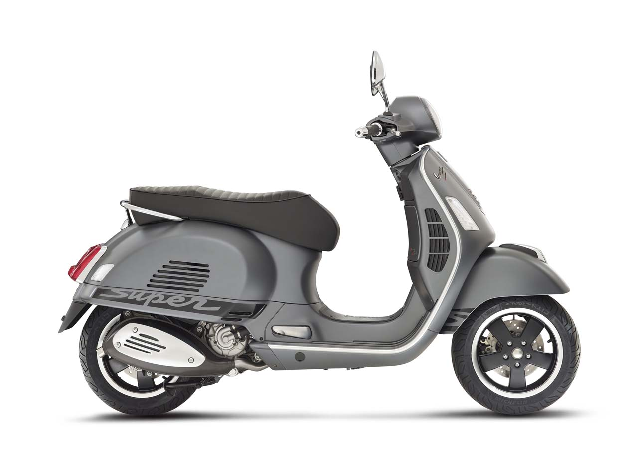 Bien-aimé The 2016 Vespa Lineup - Behind The Moto NT93