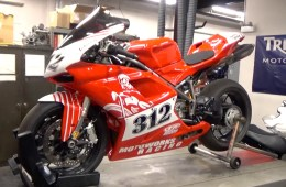 Ducati Test Ride Event at Motoworks Chicago