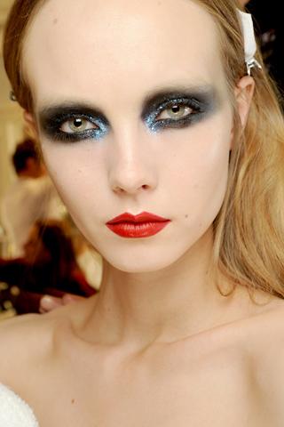 Paris Fashion Week Haute Couture Makeup