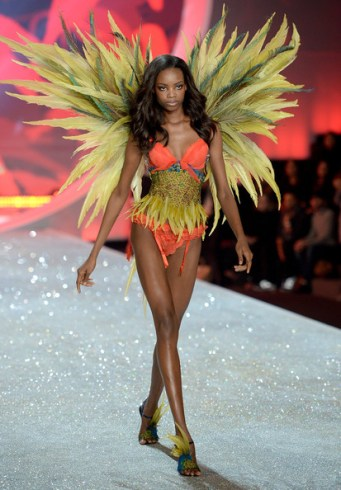 Maria Borges, Victoria's Secret Fashion Show 2012