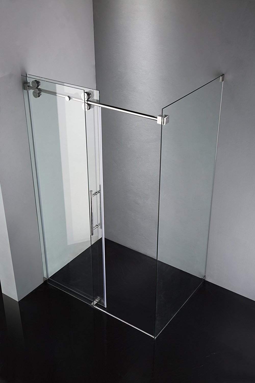 Best Shower Doors For Shower Stalls Behind The Shower
