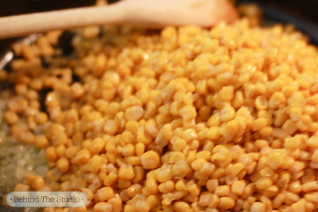 Corn Pudding using country crock #HolidayVeggies and #spon