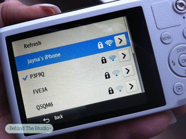 Samsung WB200 #SocialCamera - http://www.behindthestudio.com