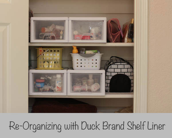 Simple One of my favorite organizing supplies has got to be shelf liners u have you ever tried using them I swear by them because it adds a fresh surface inside