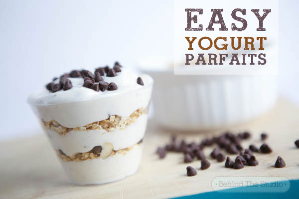 Easy yogurt parfaits with Muller - #MullerMoment #cbias #ad