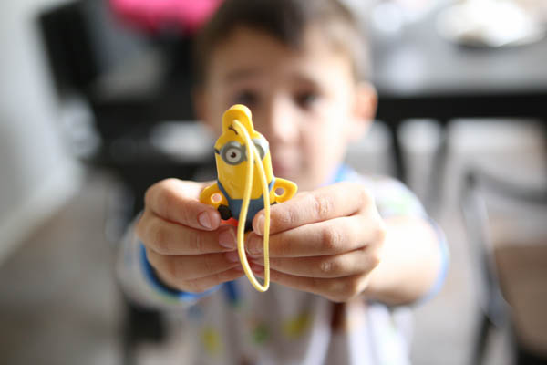 Finding the 7th Minion -#The7thMinion #AD