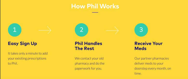 simplifying my presciprions with Phil - #PhilRx #Pmedia #ad