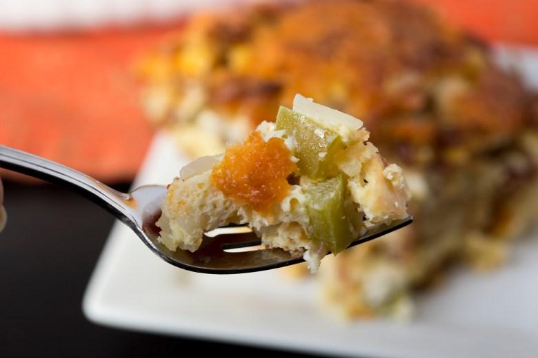 bacon & egg breakfast casserole - #MadeWithLove #Kroger #ad