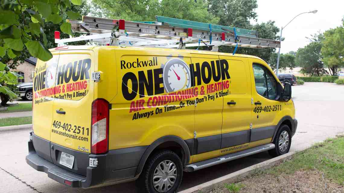 Direct Energy HVAC - ROCKWALL one hour heating and air conditioning