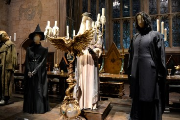 The front of the Great Hall