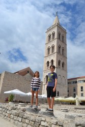 In the Zadar forum