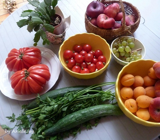 fruit-vegetables-on-table