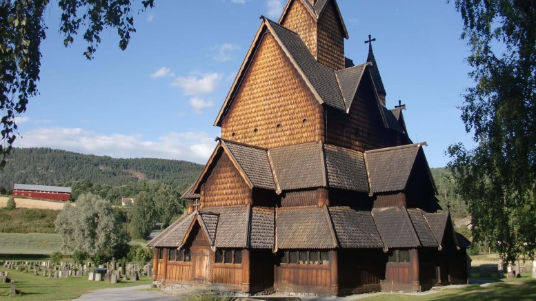 norway-todayheddal-stave-church