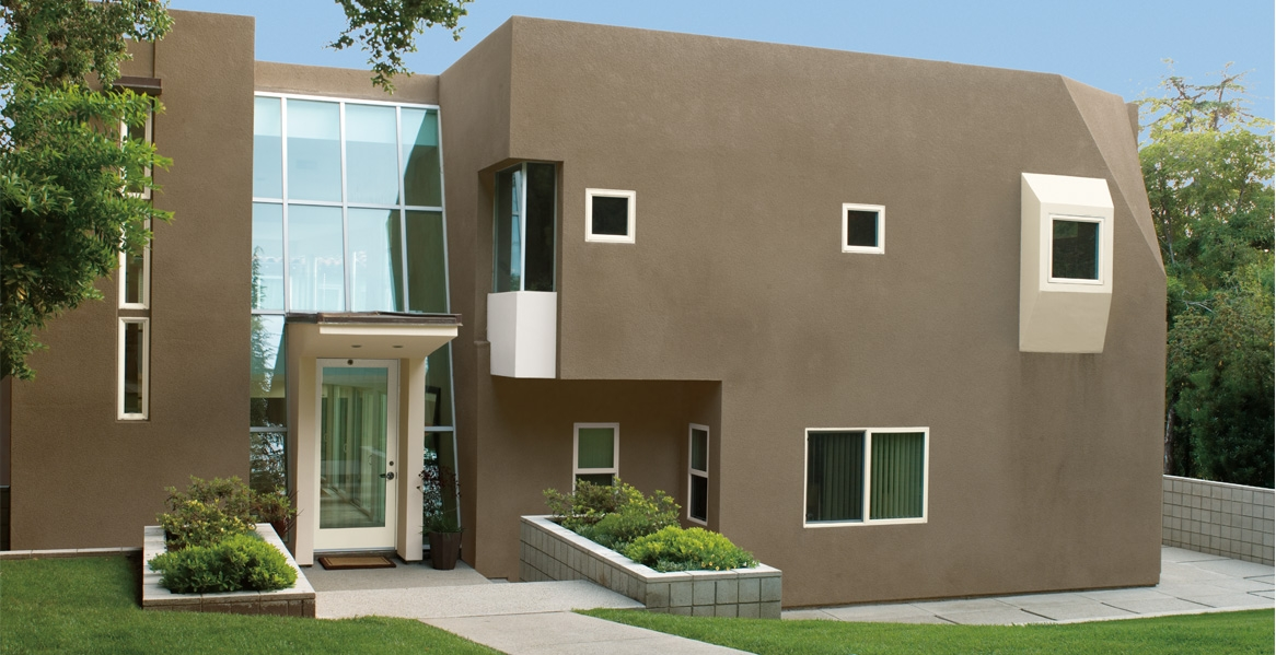 Modern And Modular Home Paint Color Gallery