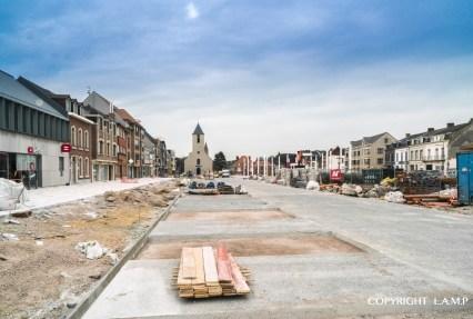 LAMP Sint-Lievens-Houtem stadskernrenovatie 5