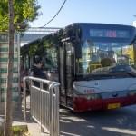 北京のバスの乗り方