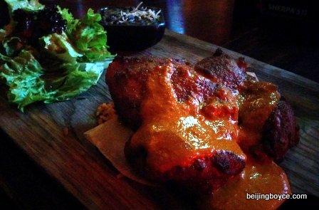No Deadline Day Beijing Bar 2015 Crawl Habaneros Chicken Q Mex
