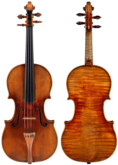 S4065-1vn Stradivari, Antonio 1708 Ruby