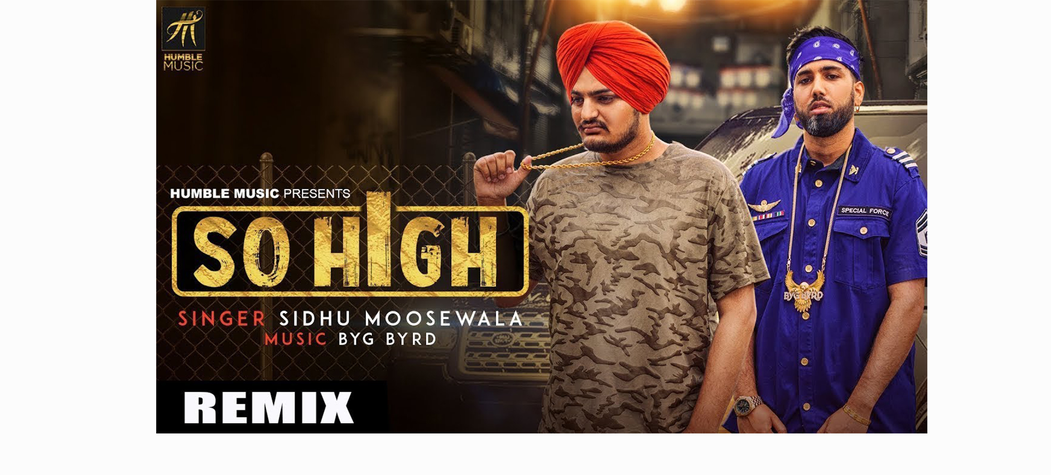 So High Sidhu Moosewala (DHOL REMIX) Download Rokitbeats